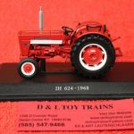 6088 Unversal Hobbies 1:43 scale 1968 IH 624 tractor