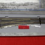7024 Atlas O scale 2 rail # 5 left hand turnout