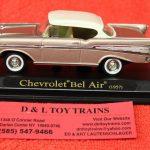 94201PE Yatming 1957 Chevy Belair