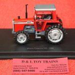 6053 Universal Hobbies 1:43 scale 1980 Massey Ferguson 590 tractor
