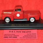 1948ACL 1:43rd scale 1948 Ford Atlantic Coast Line RR F-1 pickup truck