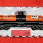 3003829 Atlas O Scale 3 Rail Hooker Chemicals 8,000 gallon tank car