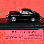 43218BK Lucky Die Cast 1:43rd scale 1952 Porsche 356 car
