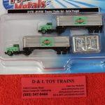 51178 Classic Metal Works 1:160th scale International Harvester So-Cal Freight tractor trailer