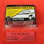 5684 Woodland Scenics Just Plug extension cable kit