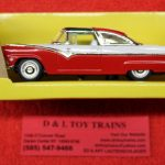 94202rd Lucky Die Cast 1:43rd scale 1955 Ford crown Victoria car