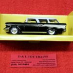 94203bk Lucky Die Cast 1:43rd scale 1957 Chevy Nomad car