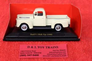 94212cr Yatming 1:43rd scale 1948 Ford F-1 pickup truck