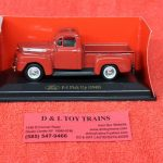 94212rd Yatming 1:43rd scale 1948 Ford F-1 pickup truck