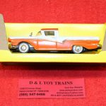 94215or Lucky Die Cast 1:43rd scale 1957 Ford Ranchero car