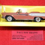 94222br Lucky Die Cast 1;43rd scale 1958 Edsel Citation car