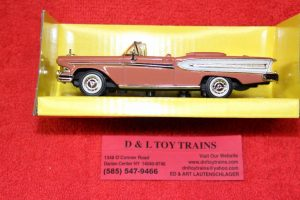 94222br Lucky Die Cast 1;43rd scale 1958 Edsel Citation car