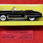 94223bk Lucky Die Cast 1:43rd scale 1949 Cadillac Coupe DeVille car