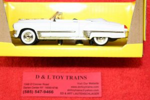 94223wh Lucky Die Cast 1:43rd 1949 Cadillac Coupe DeVille