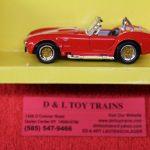 94227rd Lucky Diecast 1:43rd scale 1964 Shelby Cobra 427 car