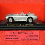 94227sl Yayming 1:43rd scale 1964 Shelby Cobra 427 car