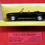 94241bk Lucky Die Cast 1:43rd scale 1969 Corvair Monza car