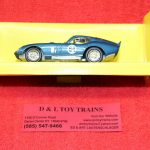 94242bl Lucky Die Cast 1:43rd scale 1965 Shelby Cobra Daytona Coupe car