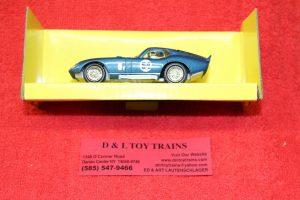 94242bl Lucky Die Cast 1:43rd scale 1965 Shelby Cobra Daytona Coupe car