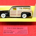 94251bk Lucky Die Cast 1:43rd scale 1948 Ford Woody car