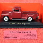 94255rd Yatming 1:43rd scale 1950 GMC pickup truck