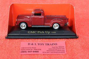94255rd Yatming 1:43rd scale 1950 GMC pickup truck