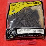"1105 Woodland Scenics 4""-6"" pine trees kit"