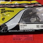 1125 Woodland Scenics pine tree armatures