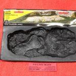 1242 Woodland Scenics washed rock mold