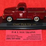1950PRR2 1:48th scale 1950 GMC Pennsylvania Railroad pickup