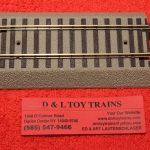 "47986 Lionel S gauge Fastrack 4 1/2"" straight track"