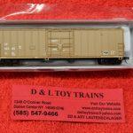 50003577 Atlas N scale Louisville & Wadley Railway 50' FGE box car