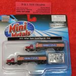 51171 Classic Metal Works 1:160th scale 1954 Purina Chows box trailer