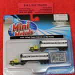51173 Classic Metal Works 1:160th scale 1954 Ford Lee Way Trucking box trailers