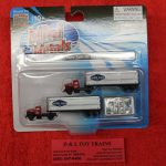 51174 Classic Metal Works 1:160th scale 1954 Ford Mason Dixon Line box trailer