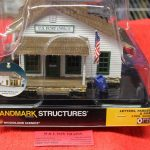 5864 Woodland Scenics O scale US Postoffice