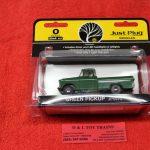 5970 Woodland Scenics 1:48th scale Just Plug green pickup