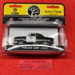 5973 Woodland Scenics 1:48th scale Just Plug police car