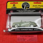 5974 Woodland Scenics 1:48th scale Just Plug cool convertible car