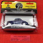 5978 Woodland Scenics 1:48th scale Just Plug blue coupe car