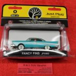 5980 Woodland Scenics 1:48th scale Just Plug Fancy Fins car