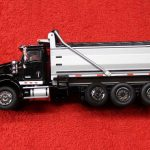 71020 Die Cast Masters 1:50th scale International HX620 dump truck