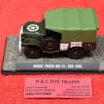 7123-106 Atlas Editions 1:43rd scale 1945 Dodge US Navy WC51 truck