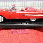 73110 Motor Max 1:18th scale 1960 Chevy Impala car