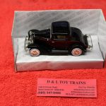 73801 Motor Max 1:43rd scale 1932 Ford Coupe