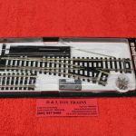 861 Atlas HO scale code 100 right hand manual switch