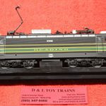 10001666 Atlas HO scale Reading AEM-7 electric engine