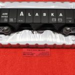 2001819 Atlas O scale 3 rail Alaska 70 ton 9 panel hopper car