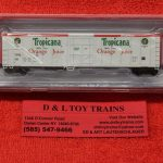 21005 Intermountain N scale Tropicana 57' reefer car