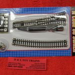 2700 Atlas N scale code 80 left hand remote switch